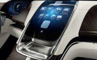 2011 volvo universe concept car dashboard
