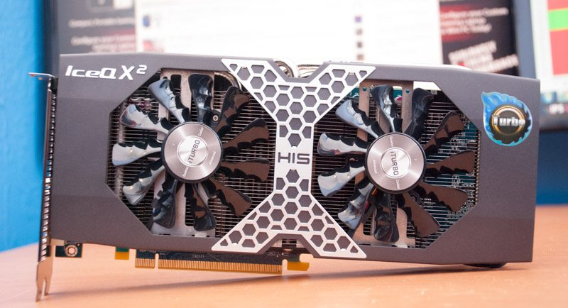 HIS R9 270X ICEQX2 Turbo (2)
