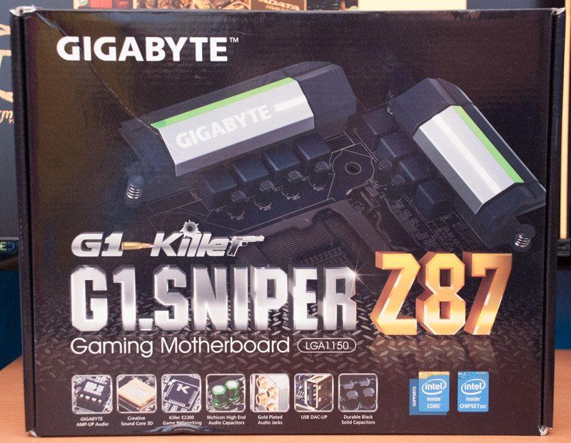 Gigabyte G1 Sniper Z87 (1)