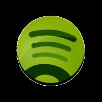 Spotify Logo Vector PNG 02
