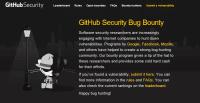 github bounty