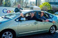 tech google self driving car