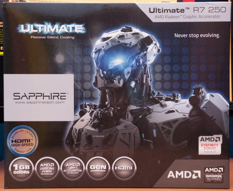 Sapphire R7 250 Ultimate (1)