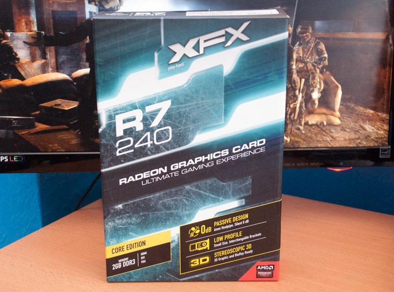 XFX R7 240 Core Edition (1)