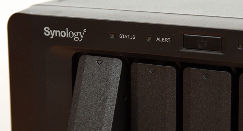 Synology_DS1513+_Status