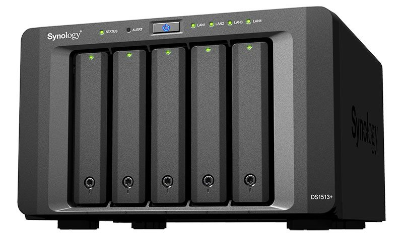 Synology_DS1513+_Top
