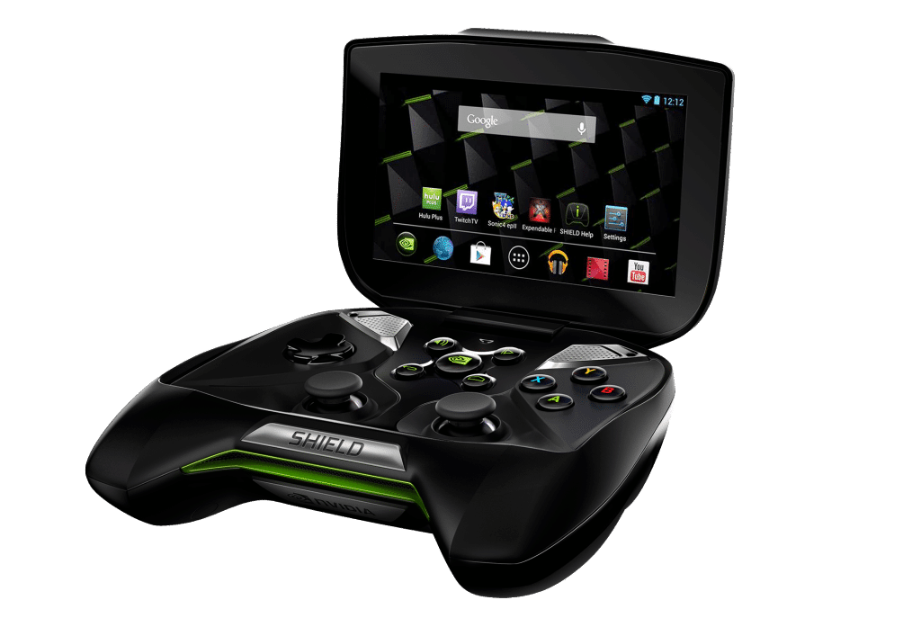 nvidia shield android