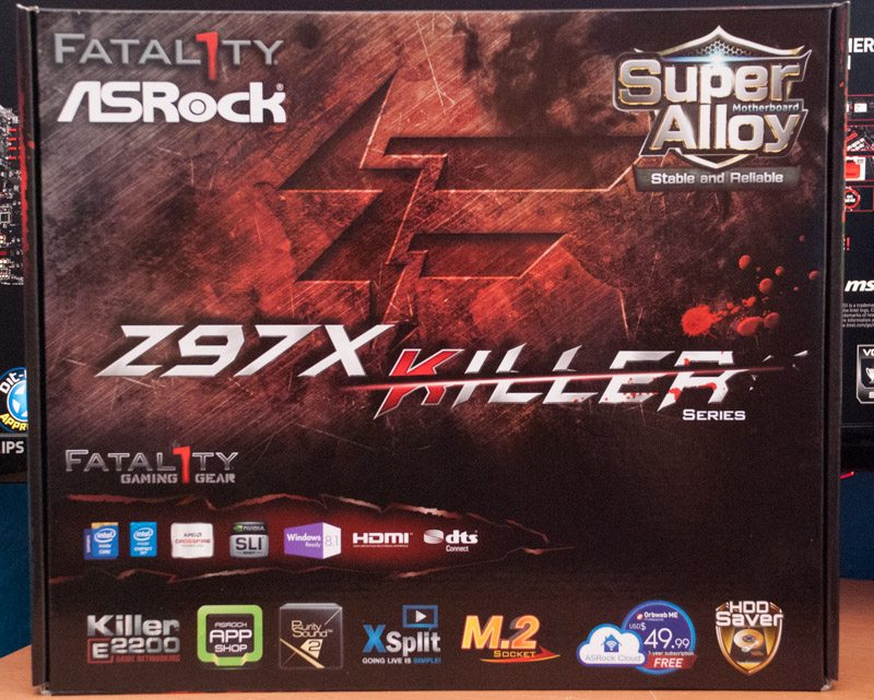 ASRock Fatal1ty Z97X Killer (1)