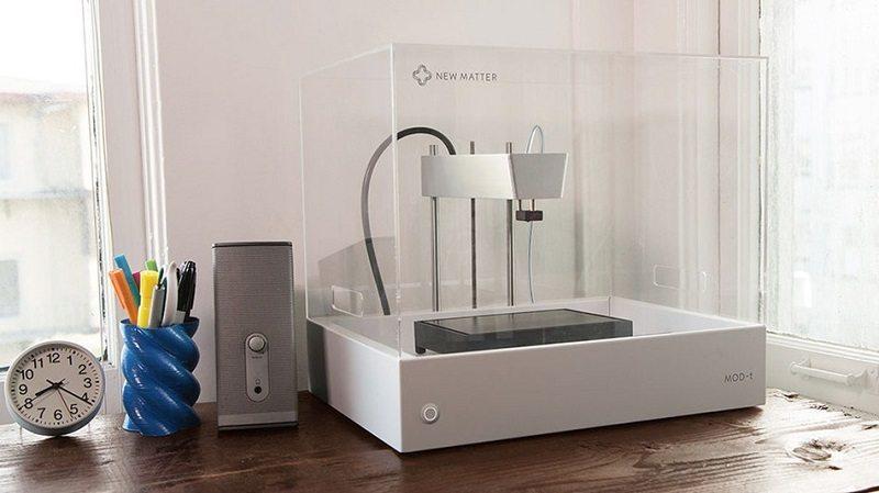 new matter 3d printer