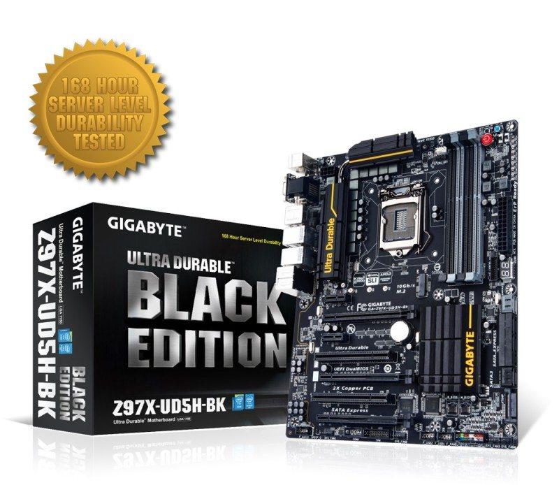 Gigabyte Z97X-UD5H-BK (LGA 1150)