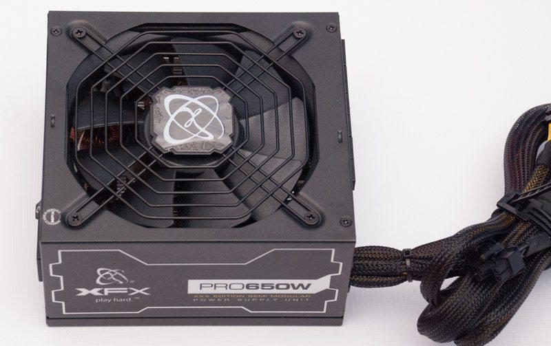 XFX PRO 650W XXX Edition