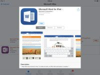 office for ipad word 640x480