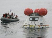 39556 7 us navy successfully recovers orion capsule in splashdown test