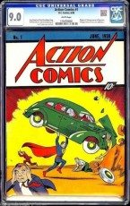 39733 02 action comics 1 featuring superman is on ebay for 1 75 million
