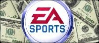 feature EA Logo on Money