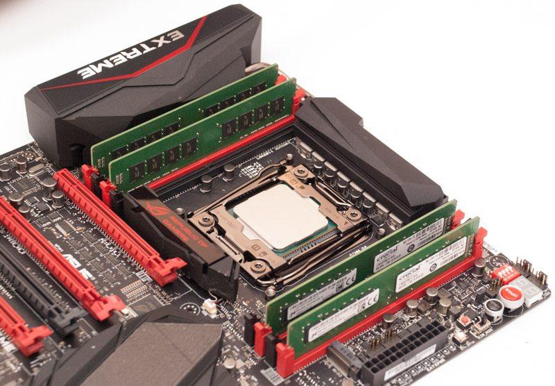 Crucial 32GB 2133MHz Quad Channel DDR4