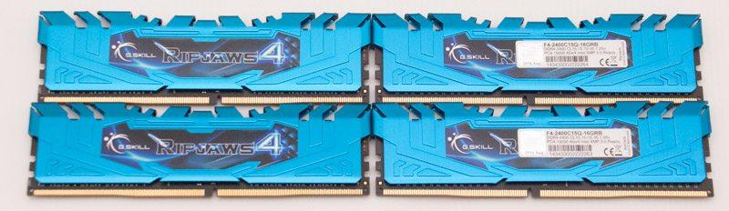 G.Skill 16GB 2400MHz RipJaws
