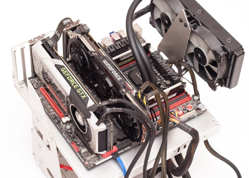 Nvidia GTX980 SLI 2