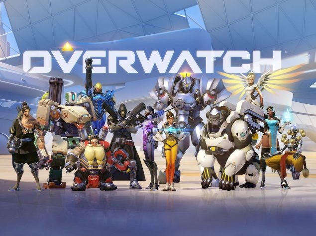 Overwatch Team Brings a Childs Character to Life