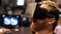 white guy oculus rift