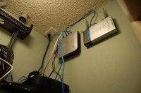wifi on wall