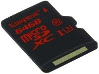 microSDXC UHS I U3 64GB SDCA3 64G