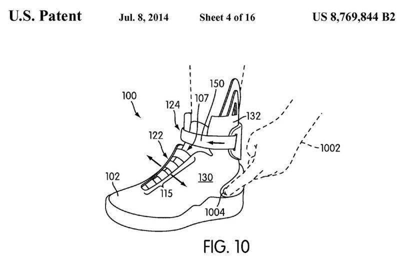 nike patent