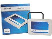 Crucial BX100 500GB Thumbnail