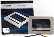 Crucial MX200 1TB Thumbnail