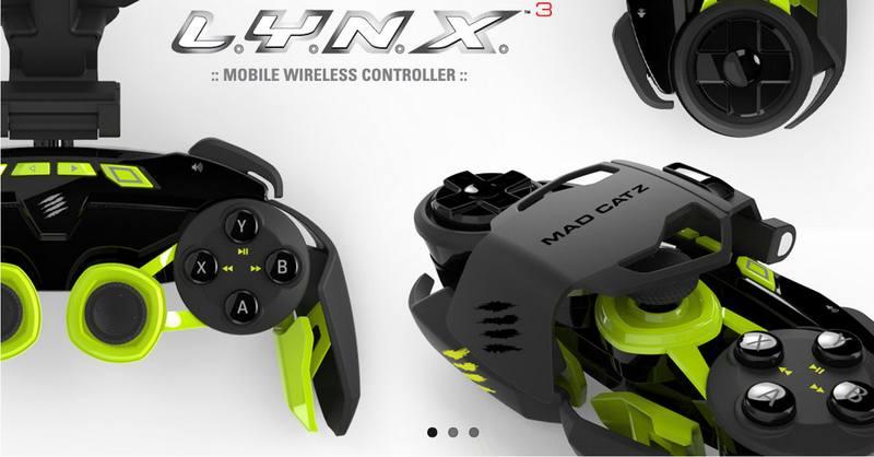Madcatz lynx3