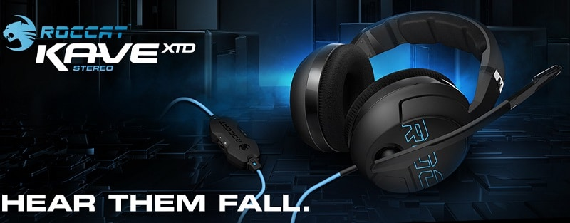 Roccat Kave XTD Stereo