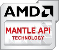AMD Mantle Logo