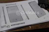 Leaked Huawei P8 schematic