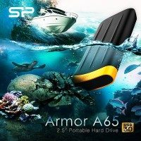 SPPR Armor A65 USB 3.0 Portable Hard Drive KV