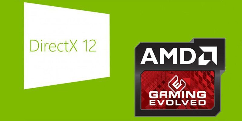amd directx 12