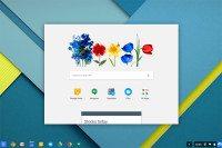 chrome os beta google now copy