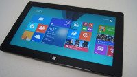 microsoft surface pro 2 start screen