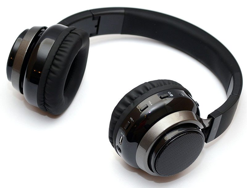 Luxa2 Lavi S Wired & Wireless Headphones