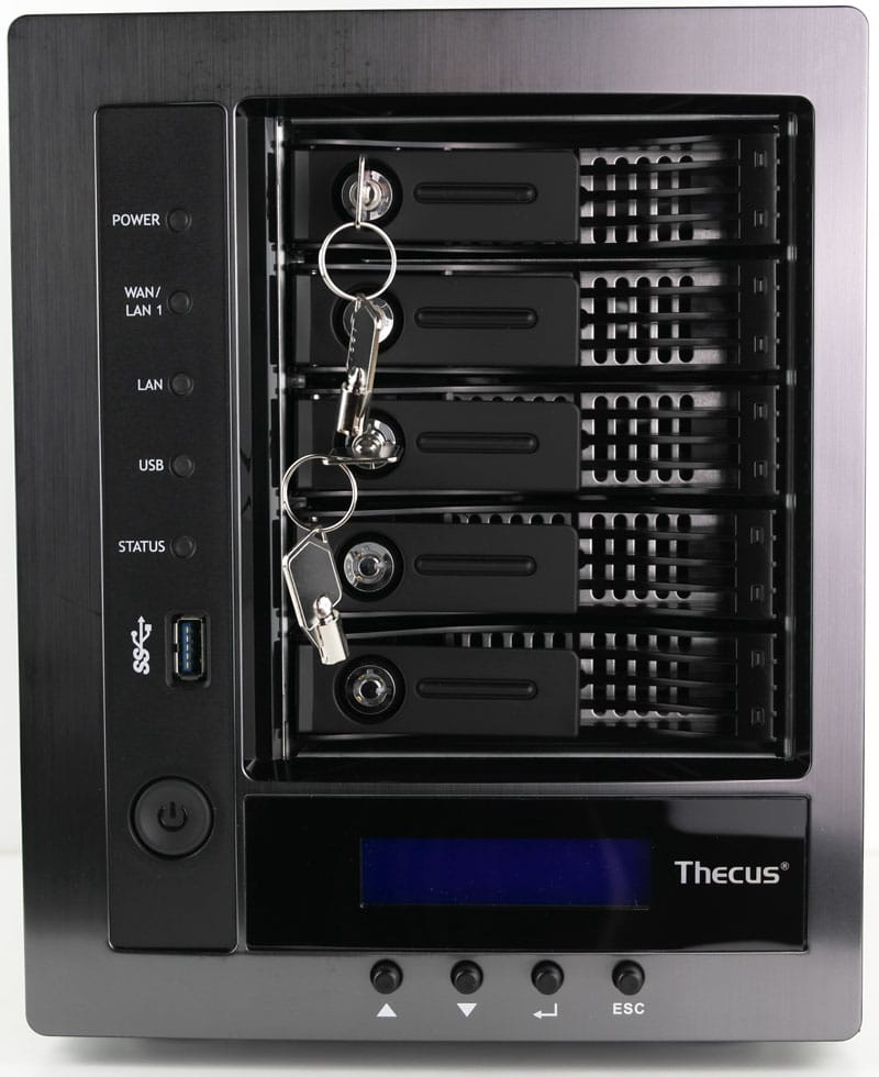 Thecus_N5810pro-Photo-front