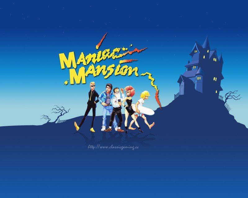 maniac mansion. 1jpg