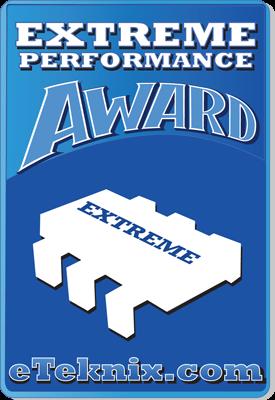 Extreme Performance Award