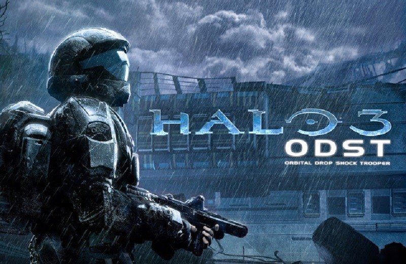 PC Getting Halo 3: ODST Very Soon!