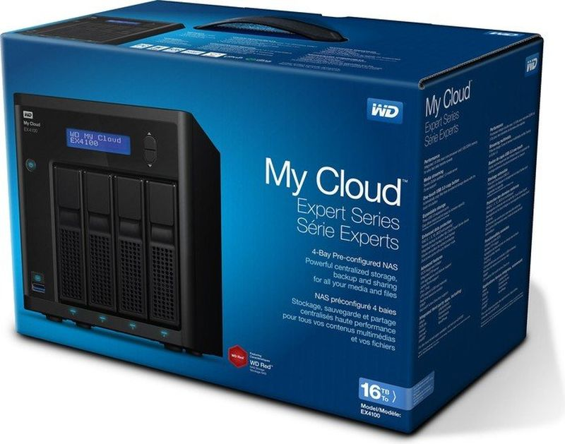 WD My Cloud Example