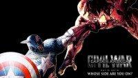 captain america vs iron man civil war by xionice d84h0lr