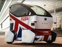 catapult lutz driverless car uk