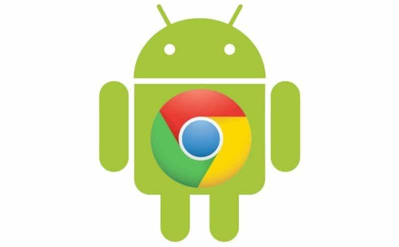 chrome for android logo