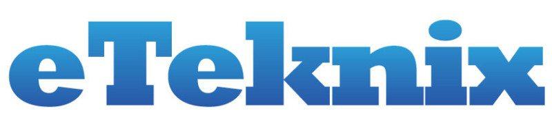 eTeknix Blue Logo