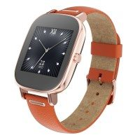 ASUS ZenWatch 2 WI502Q Rose gold Lether strap