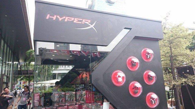 HyperX popup 2