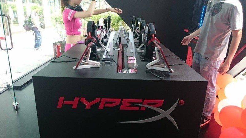 HyperX popup 8